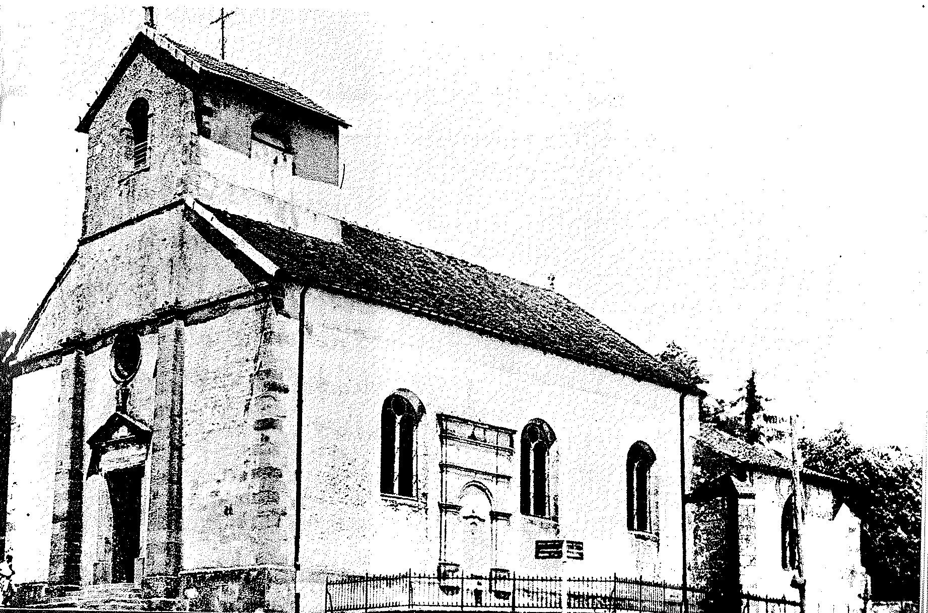 Église de Mandres